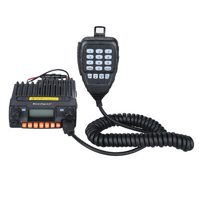 KT-8900R In-car Car Mobile Radio Tri-Band Dual Display Standby&Track Transceiver