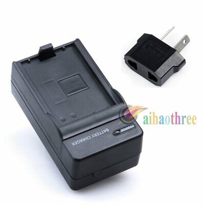 NB-4L Battery Power Charger For Canon IXUS 30 40 50 55 60 TX1 80 110 120 130 IS