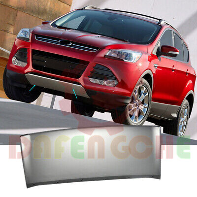 Skid Plate Under Front Bumper Cover Red 1Pc Fit Chevrolet Holden Colorado 2017