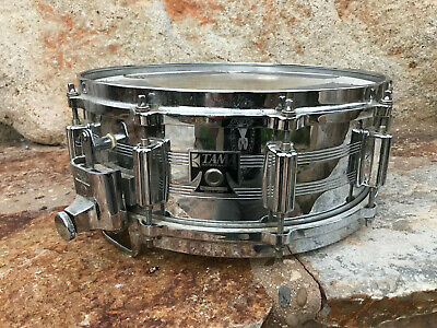 "Vintage Tama 5x14"" Imperialstar King Beat Snare Drum w/ Parallel Snare System"
