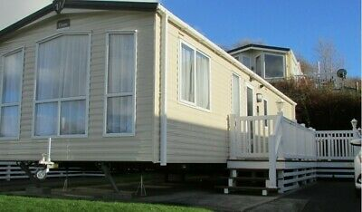 6 Berth Caravan To Let, 5 Star Waterside Park  Weymouth, Dorset   DEPOSIT