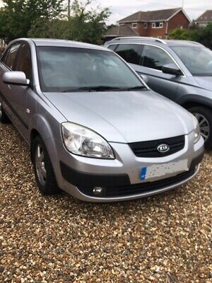 Kia Rio very low milage and long MOT selling due to company car