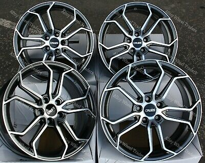 "Alloy Wheels X 4 18"" Gmf Cr5 For 5X108 Peugeot 3008 308 Gt 407 508 605 607"