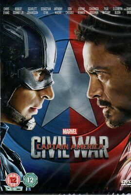 CAPITAN AMERICA CIVIL WAR  dvd