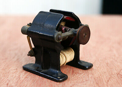 Antique Electric Motor Early Bipolar