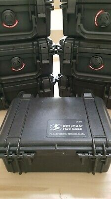 Pelican case 1120. Protective case with foam