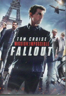 Mission Impossible Falluot Dvd