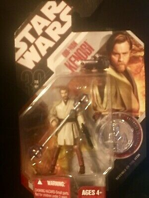 Star Wars Revenge of the Sith 30th Anniversary Collection OBI-WAN KENOBI #05