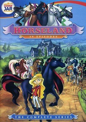 HORSELAND: COMPLETE SERIES (3-DVD) - $10 37 | PicClick