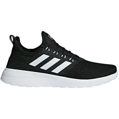 Adidas Lite Racer RBN Mens Running Shoes F36650 - Black, White (NEW) Lists @ $70
