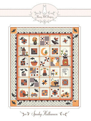 Spooky Halloween by Anne Sutton of Bunny Hill Designs