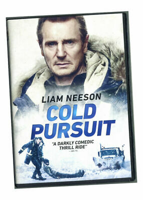 COLD PURSUIT  NEW Action Drama Thriller Crime  DVD FREE  SHIPPING