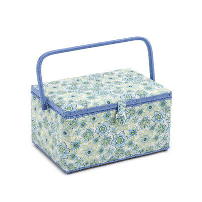 S&W Collection HGXL280 | extra-large Sewing Box | Rectangle | Lydia Pattern