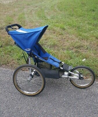 """BABY TREND ELX JOGGING STROLLER JOGGER 12.5/"""" FRONT WHEEL TIRE Replacement Part"""