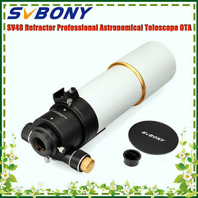 "SVBONY SV48 90mm F5.5 2"" Refractor Astronomical Astrophotography Telescopes AU"