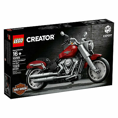 LEGO® CREATOR EXPERT 10269 Harley-Davidson® Fat Boy® - FACTORY SEALED / NEW