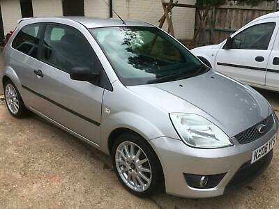 "2006 06 Ford Fiesta 1.6 Zetec S. Petrol. 1 lady owner. ""ONLY 70,000 MILES"""