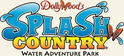 1 TICKET for DOLLYWOOD SPLASH COUNTRY EXP: 09/02/19 Free Shipping! Pass