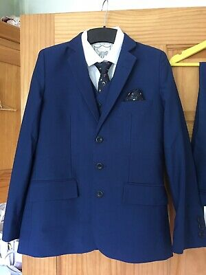 Boy's Monsoon Complete Suit - Age 11 - Brand New - Free Delivery!