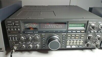 Kenwood Ts-940Sat Hf Transceiver - This Is The Real Deal!!!
