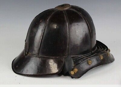 Genuine Edo period Japanese Samurai Helmet Kabuto not Sword