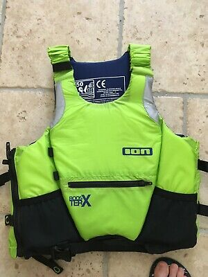 Gilet ANTICHOC ION BOOSTER X VEST LIME Taille M
