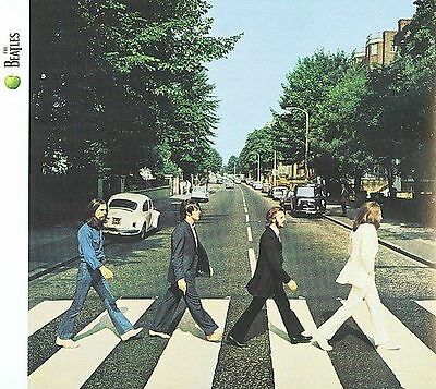Abbey Road The Beatles CD, 1969, Limited Edition 2009 Remaster  Free Ship