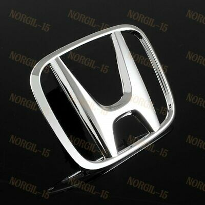 """NEW Chrome Rear Trunk """"H"""" Emblem For 2003 2004 2005 HONDA ACCORD Coupe 2-DOOR"""
