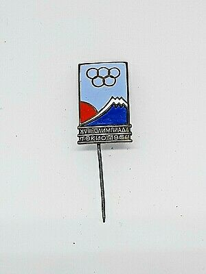 Olympic games 1964 TOKYO, USSR TEAM NOC PIN