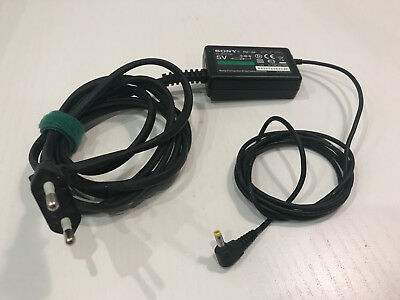 Sony AC Power Adapter 5V | PSP-104 | USED | TESTED | GENUINE | For Sony PSP