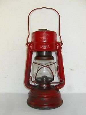"""Petroleum Lampe, Laterne,"""" FEUERHAND *276* BABY SPECIAL, W. GERMANY, BUNDESPOST"""