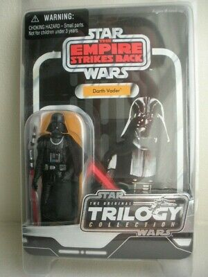 "Star Wars Darth Vader - Vintage Original Trilogy collection 2004 3.75"" HASBRO"