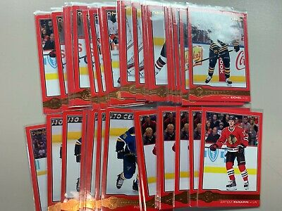 2015-16 OPC O-Pee-Chee Glossy RED Rookie RC -u-pick/ finish/ complete your set