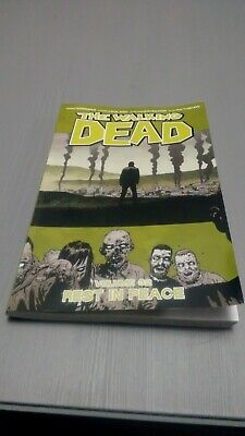 The Walking Dead Volume 32 - Rest In Peace Graphic Novel NEW