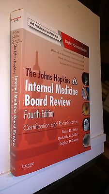The Johns Hopkins Internal Medicine Board Review (4th ed.), Ashar, etc 2012