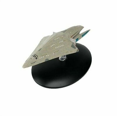 Star Trek The Official Starship Collection - U.S.S. Dauntless Nx-01-A Model