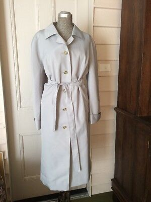 Vintage German Trench Coat 70's Never Worn Size XL