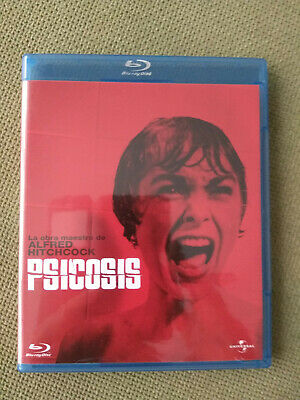 Psicosis Bluray