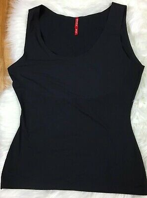 Spanx Trust Your Thinstincts Cami Tank Shapewear XL Black