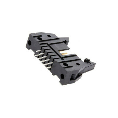 5499910-1 Socket IDC male PIN10 straight with ejector THT