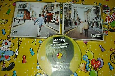 Oasis - (What's The Story) Morning Glory? CD  # LB 105 JJ