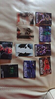Trading Card Metal Gear Solid