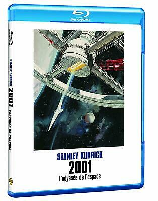 2001 L' Odyssee De L'espace - Blu Ray  Neuf Sous Blister