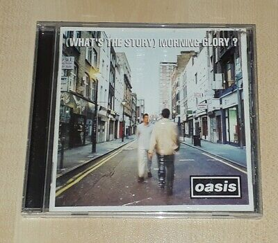 Oasis - (What's The Story) Morning Glory? - CD -
