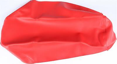Cycle Works Seat Cover Red 35-12096-02