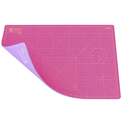 ANSIO Craft Cutting Mat Self Healing A1 Double Sided 5 Layers - Quilting, Fabric