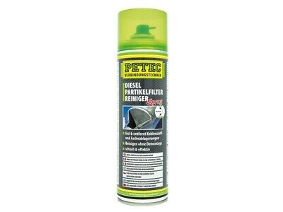 Petec | Additiv Diesel-Partikelfilterreiniger Spray (400 Ml) (72550) ctek