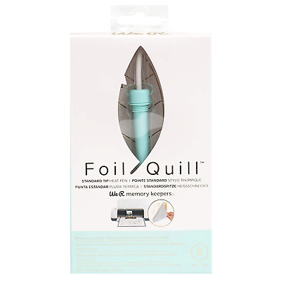 We R Memory Keepers Foil Quill Pen, Medium or Standard Tip, Create Shiny and for
