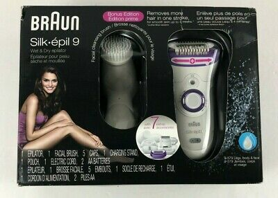 Braun Silk-épil Wet & Dry Epilator - Cordless Hair Removal