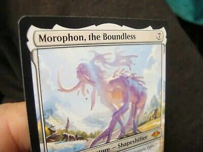 Morophon, the Boundless x1 Modern Horizons